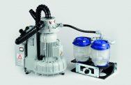 Pompa centralizata pentru aspiratie EXCOM hybrid A5- ECO II tandem